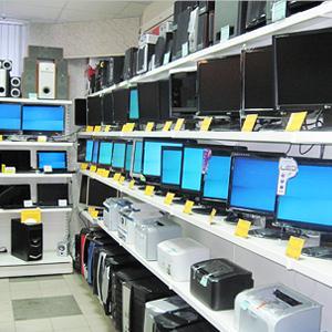 Компьютерные магазины Залесово