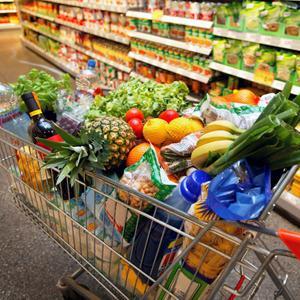 Магазины продуктов Залесово