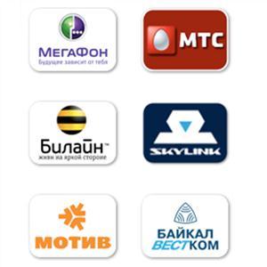 Операторы сотовой связи Залесово