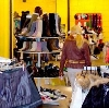 Магазины одежды и обуви в Залесово